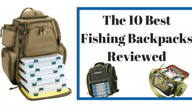 Photo of 10 Best Fishing Backpacks (Top Picks for 2020)