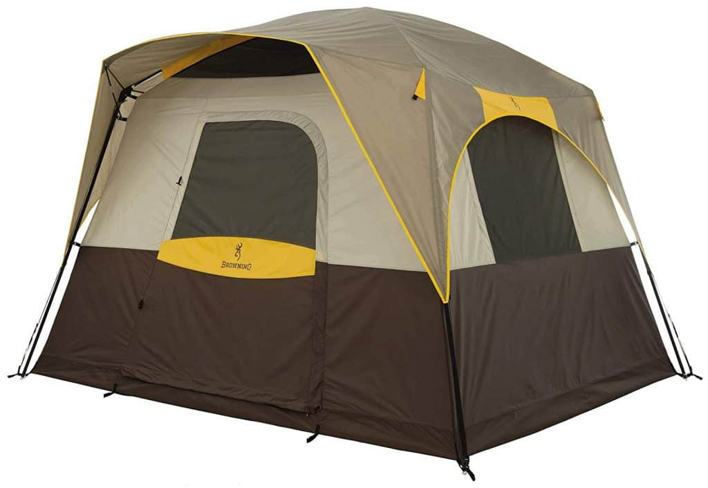 Browning Camping Big Horn Tent Best Rated Cabin Style