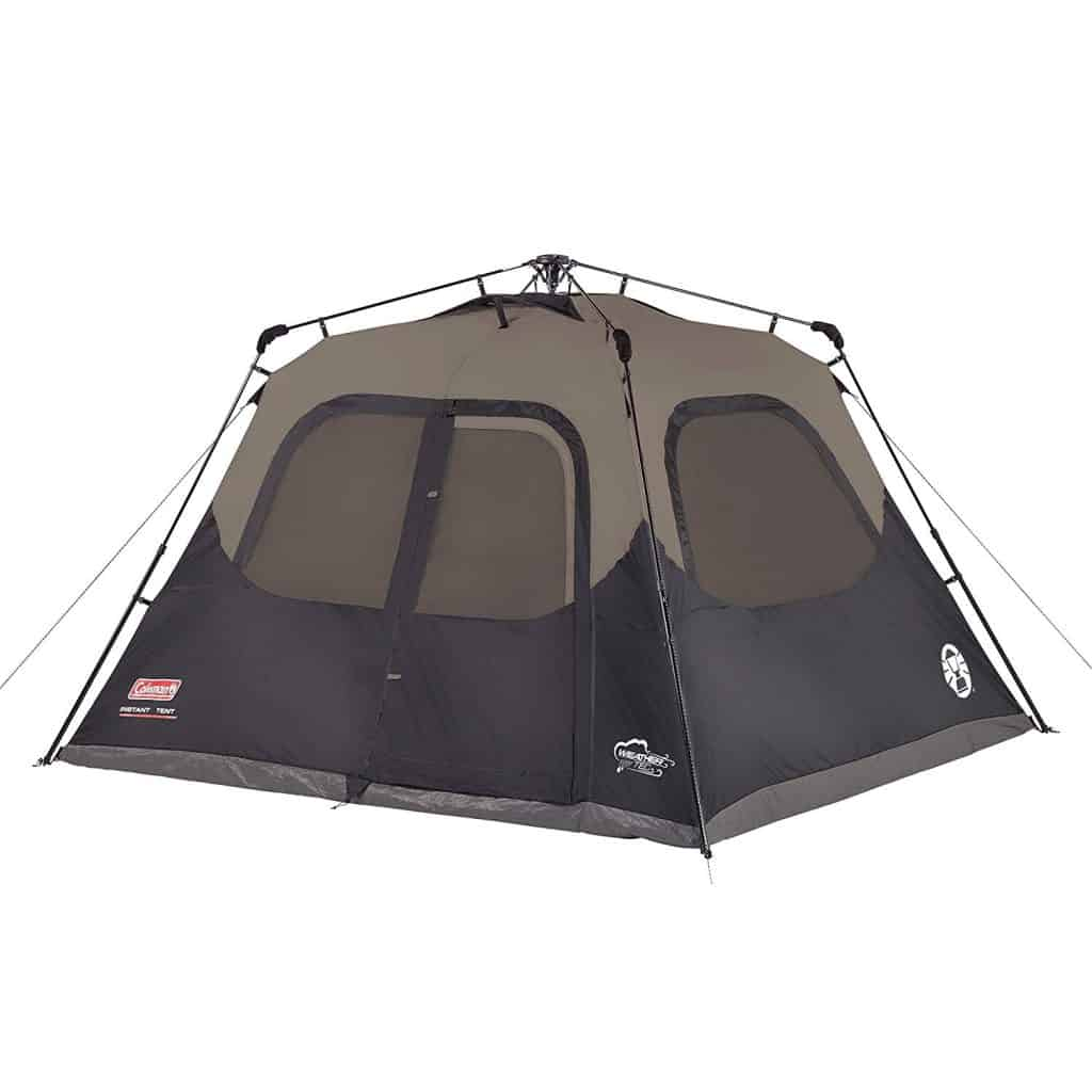 Coleman Best Instant Cabin Tent With Quick Setup