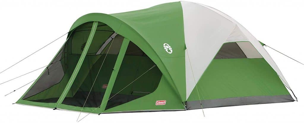 Coleman Dome Cabin Tent with Screen Room