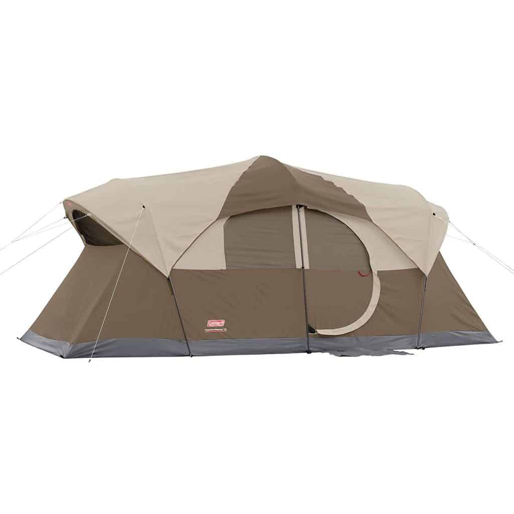 Coleman WeatherMaster 10 Person Best Cabin Tent