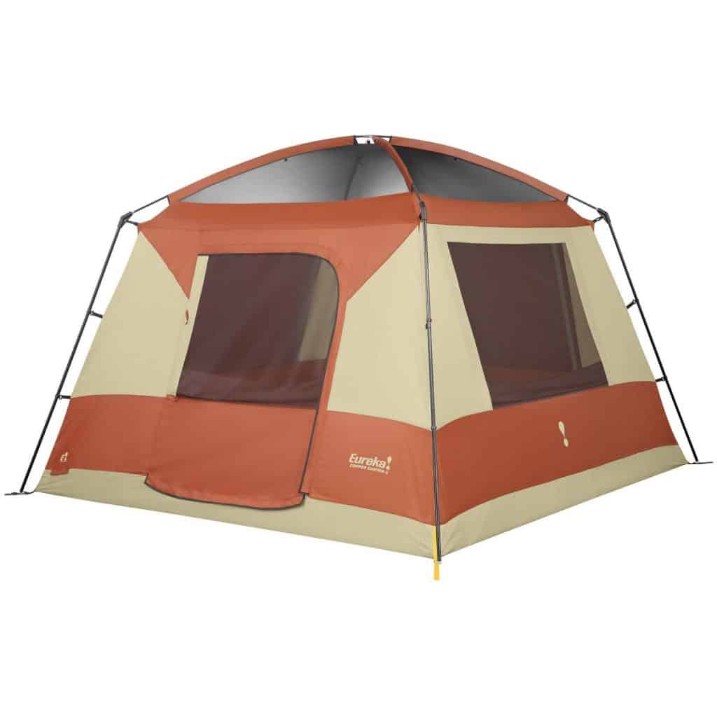 Eureka Copper Canyon 6 Person Cabin Tent