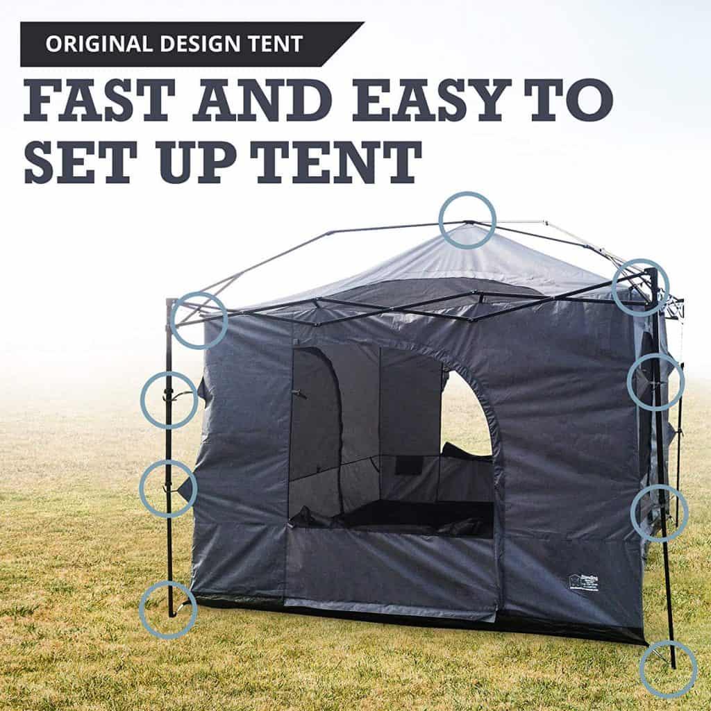 Standing Room Best Cabin Tent