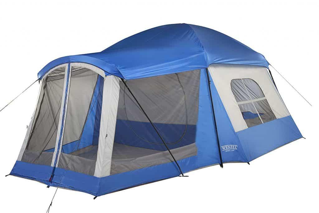 Wenzel 8 Person Klondike Best Cabin Tent