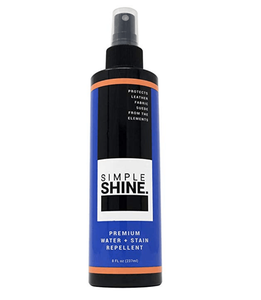 Simple Shine Water Proof Spray For Shoes