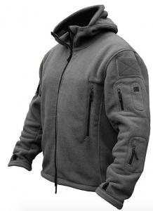 CARWORNIC Men's Military Tactical Fleece