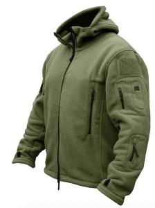 ReFire Gear Men's Warm Military Tactical Sport Jacket